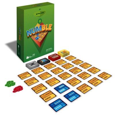 Zerens Universe Numble Kutu Oyunu