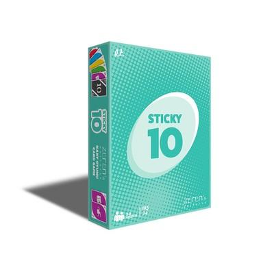 Zerens Universe - Kart Oyunu Sticky 10