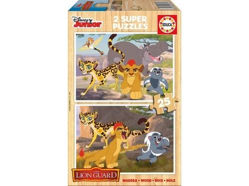 Educa Puzzle The Lion Guard 2X25 Parça 16795