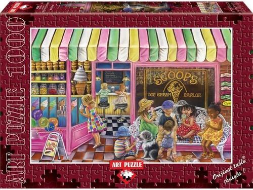 Art Puzzle Tatlı Şeyler 1000 Parça 4352