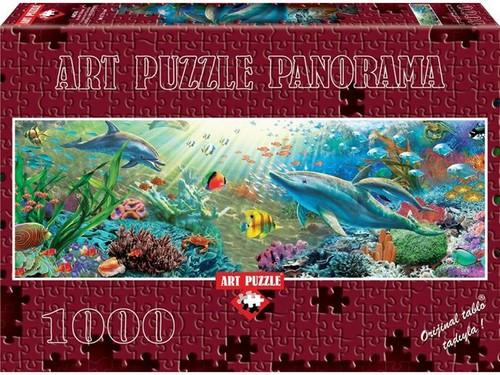 Art-Puz.1000 Su Altı Cenneti 4474
