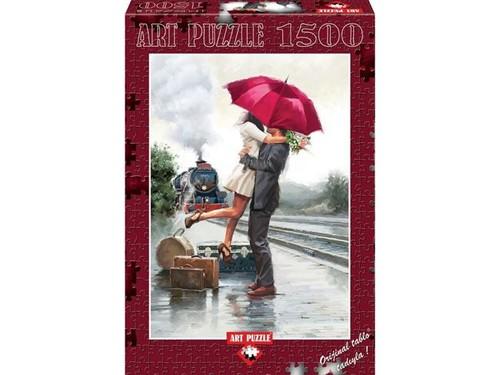 Art Puzzle Özlenen Sevgili 1500 Parça 4618