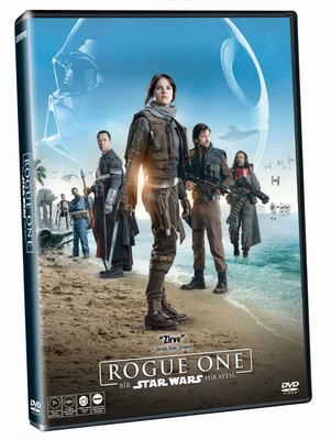 Rogue One A Star Wars Story-Rogue One Bir Star Wars Hikayesi