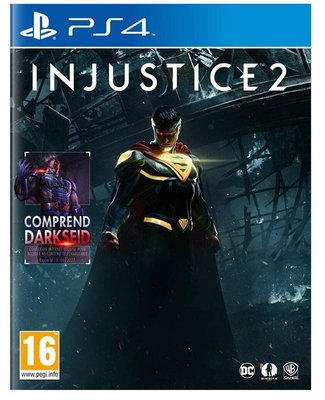 Injustice 2 - Standart (PS4)