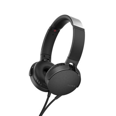 Sony Kafaüstü Kulaklık Siyah MDRXB550APB