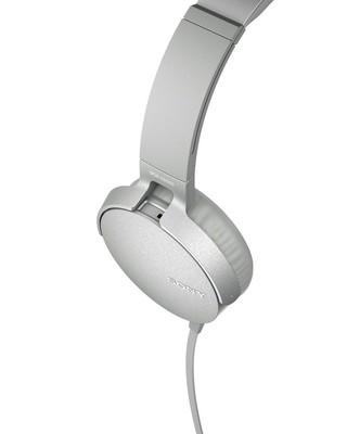 Sony Kafaüstü Kulaklık Beyaz MDRXB550APW