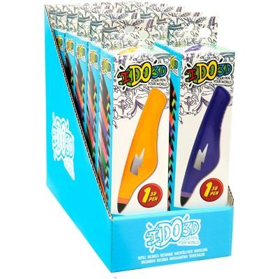 Ido-Hobi Seti 3D Yedek Pkt.12D.8000