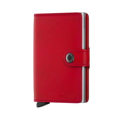 Secrid Miniwallet Original Red Lıpstıck