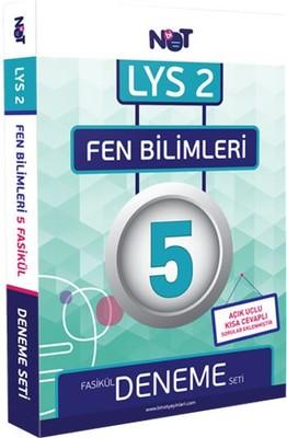 LYS 2 Fen Bilimleri 5 Deneme