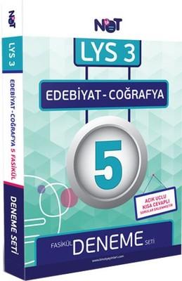 LYS 3 Edebiyat-Coğrafya 5 Deneme