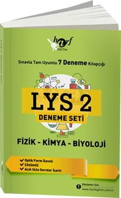 LYS 2 Deneme Seti