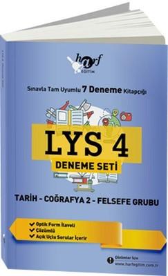 LYS 4 Deneme Seti