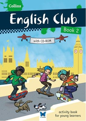 Collins English Club Book 2