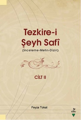 Tezkire-i Şeyh Safi Cilt 2