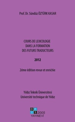 Cours De Lexıcologie Dans La Formation Des Futurs Traducteurs