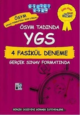 ÖSYM Tadında YGS 4 Fasikül Deneme-Gerçek Sınav Formatında