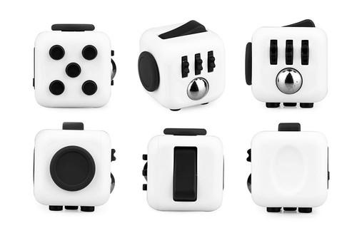 Hand Spinner-Fidget Cube Renkli0672