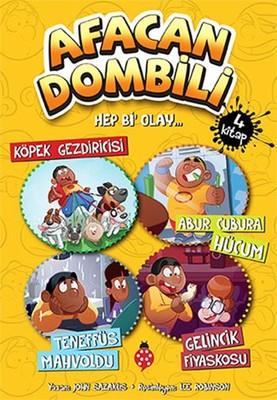 Afacan Dombili 4 Kitap Takım
