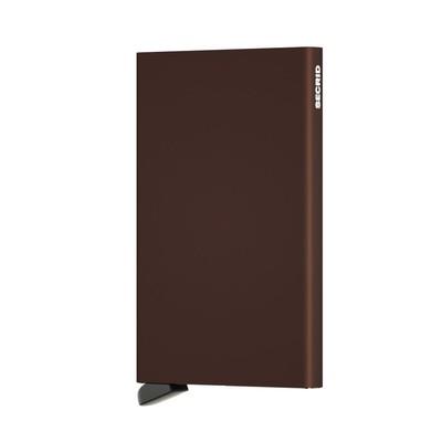 Secrid Card Protector Brown