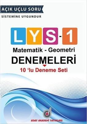 LYS-1 Matematik Geometri Denemeleri