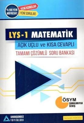 LYS-1 Matematik Açık Uçlu ve Kısa Cevaplı