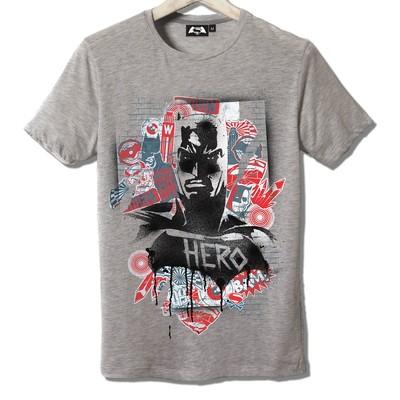 T-shirt Frocx Batman Hero Erkek - S
