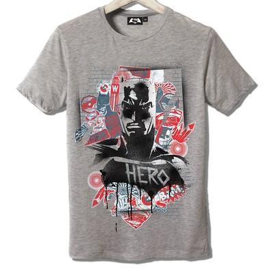 T-shirt Frocx Batman Hero Erkek - L