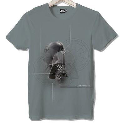 T-shirt Frocx Star Wars Used Aır Exhaust Erkek - Xl