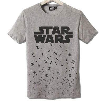T-shirt Frocx Star Wars Tıe Fıghter Erkek - S