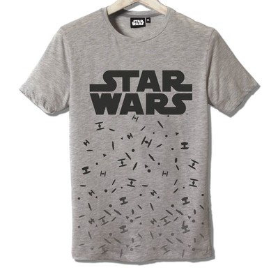 T-shirt Frocx Star Wars Tıe Fıghter Erkek - M