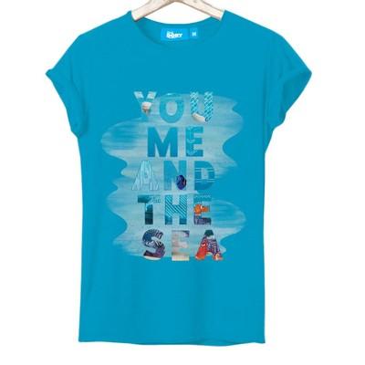 T-shirt Frocx Fındıng Dory You And Me Kadın - S