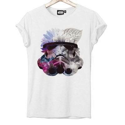 T-shirt Frocx Star Wars Darth Feather Kadın - S