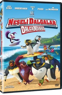 Surf's Up 2 Wavemania–Neşeli Dalgalar :Dalgamanya