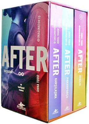 After Serisi-3 Kitap Takım