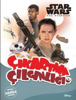 Disney Star Wars-Güç Uyanıyor-Çıkartma Çılgınlığı