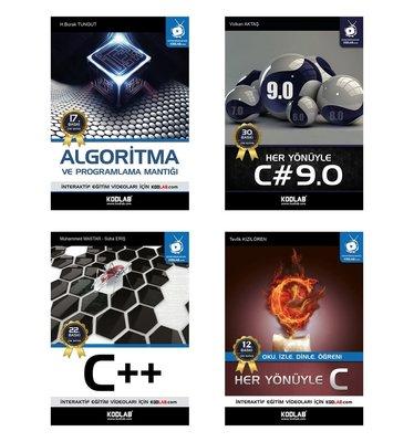 Programlama Uzmanlık Seti 3-4 Kitap Takım