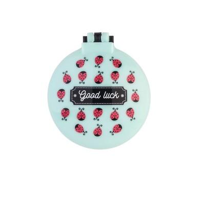 Legami Nice Hair Ayna Tarak Ladybug