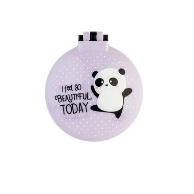 Legami Nice Hair Ayna Tarak Panda