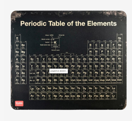 Legami Pls Mousepad Elements