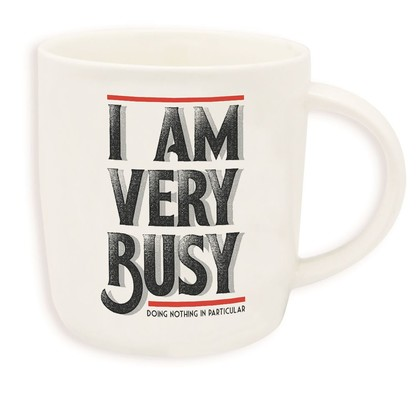 Legami Kupa - I Am Very Busy