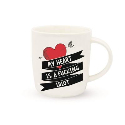 Legami Kupa Günaydın Heart Idiot