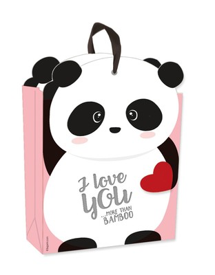 Legami Poşet Small Panda