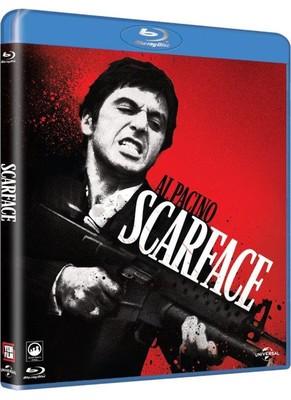Scarface-Yaralı Yüz