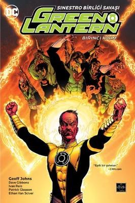 Green Lantern Cilt 6-Sinestro Birliği Savaşı Birinci Kısım