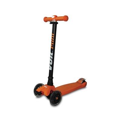 Voit Mini Işıklı 3 Tekerlek Turuncu Scooter 1VTOY218