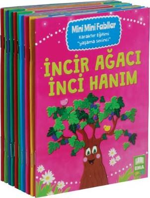 Mini Mini Fabllar Karakter Geliştiren Masallar-10 Kitap Takım