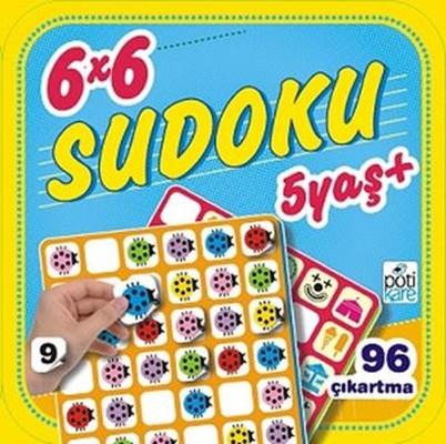 6x6 Sudoku 9