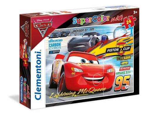 Cle-Puz.24 Maxi Cars 3 24489