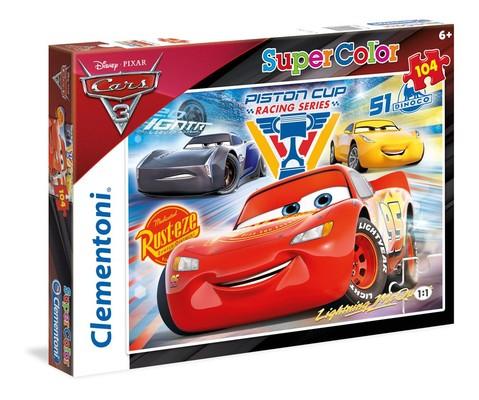 Cle-Puz.104 Cars 3 27072