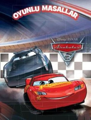 Arabalar 3-Oyunlu Masallar